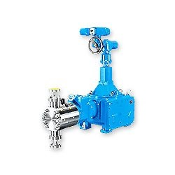 Process pumps for high pressure applications